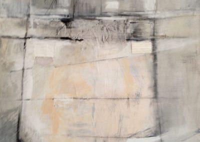 Onbeschreven – acryl op canvas – 80 x 100 cm