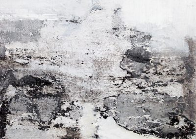Zonder titel 3 – acryl op canvas – 20 x 20 cm