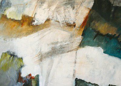 Landschappelijke 2 – acryl op canvas – 70 x 100 cm